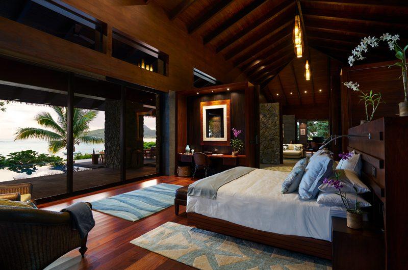 Vatuvara Villa Delana Master Bedroom | Vatuvara, Fiji
