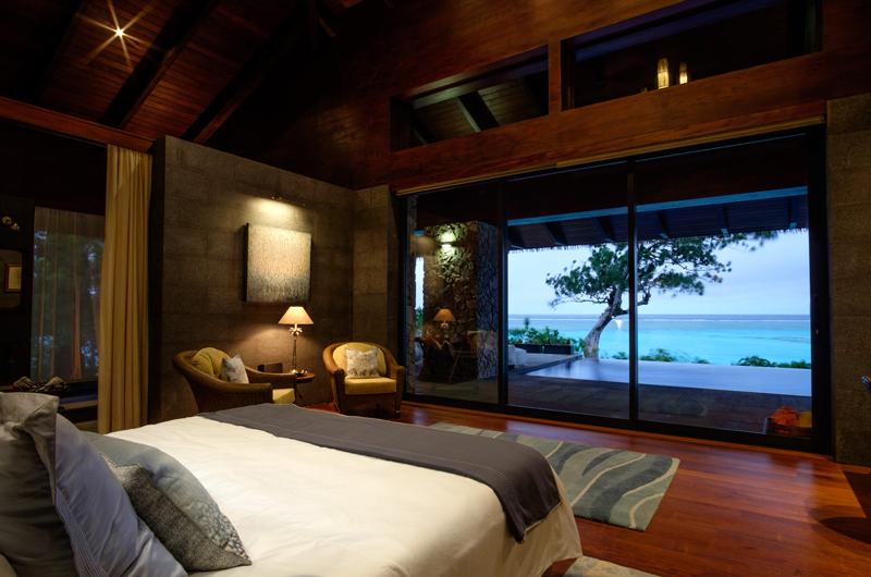 Vatuvara Villa Delana Bedroom with Sea View | Vatuvara, Fiji