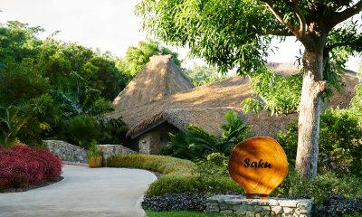 Vatuvara Villa Saku Entrance | Vatuvara, Fiji