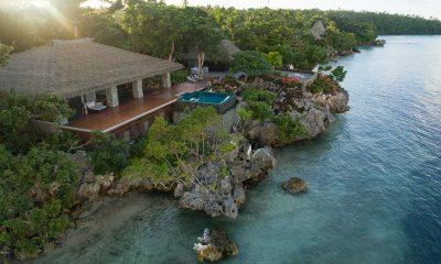 Vatuvara Villa Vatu Bird's Eye View | Vatuvara, Fiji