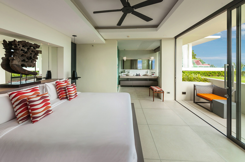 Villa Anavana King Size Bed with View | Choeng Mon, Koh Samui