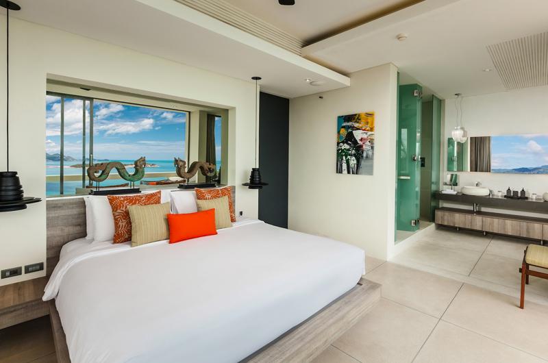 Villa Anavana Bedroom | Choeng Mon, Koh Samui