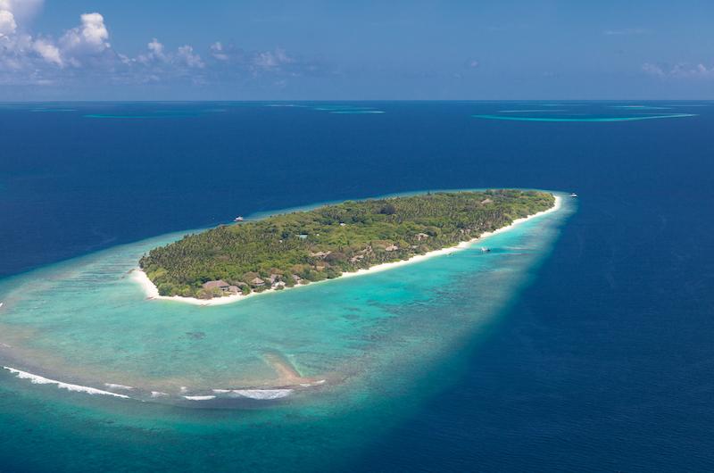 Maldives Soneva Fushi Island