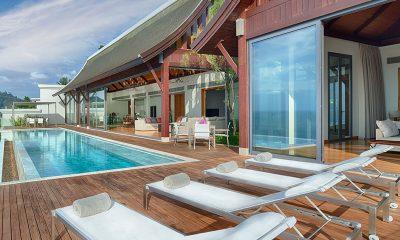 Villa Haleana Reclining Sun Loungers | Naithon, Phuket