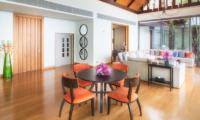 Villa Haleana Living Area | Naithon, Phuket