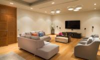 Villa Haleana Media Room | Naithon, Phuket