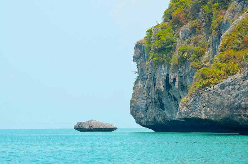 Thailand Koh Samui Angthong Marine Park
