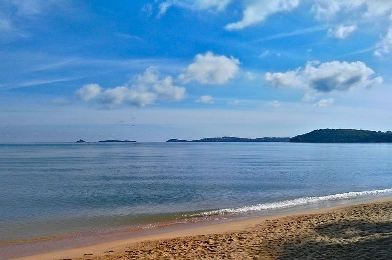 Thailand Koh Samui Bophut Beach