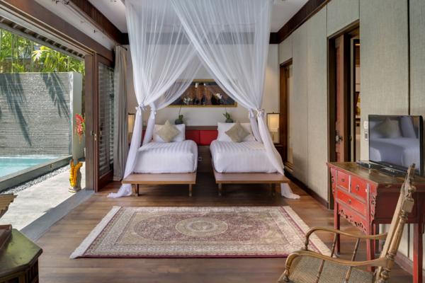Des Indes Villas Villa Des Indes 2 Twin Bedroom | Seminyak, Bali