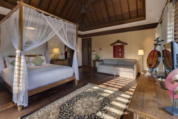 Des Indes Villas Villa Des Indes 2 Bedroom View | Seminyak, Bali