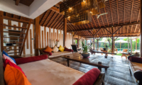 La Villa Des Sens Bali Living Area with Pool View   Kerobokan, Bali