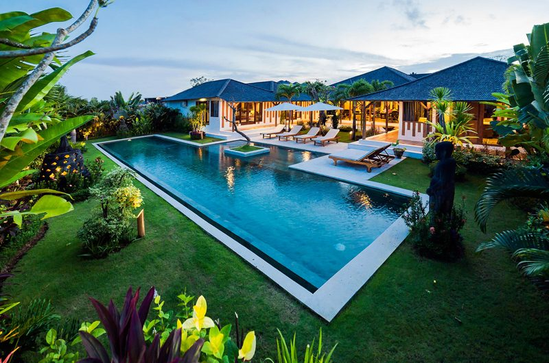 La Villa Des Sens Bali Gardens and Pool   Kerobokan, Bali