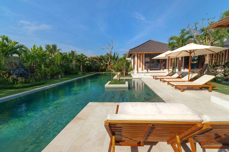 La Villa Des Sens Bali Reclining Sun Loungers   Kerobokan, Bali