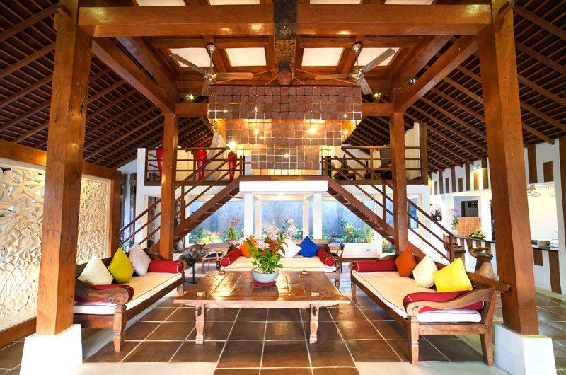 La Villa Des Sens Bali Indoor Living Area   Kerobokan, Bali