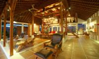 La Villa Des Sens Bali Living Area   Kerobokan, Bali