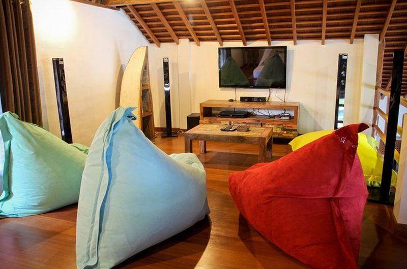 La Villa Des Sens Bali Media Room   Kerobokan, Bali