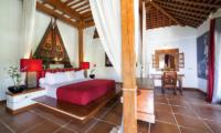 La Villa Des Sens Bali King Size Bed with View   Kerobokan, Bali