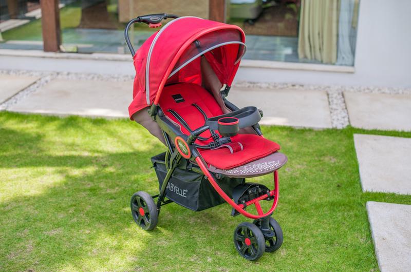 Bali Seminyak Chandra Villas Stroller