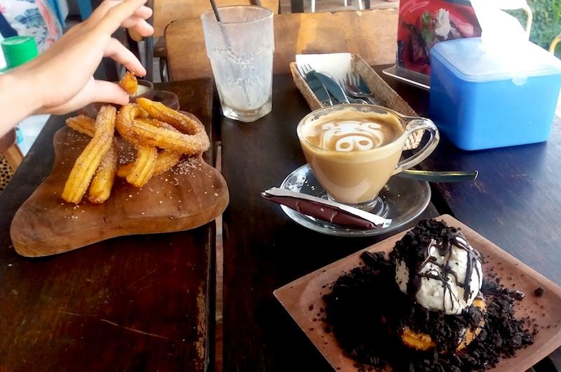 Bali Umalas Tropicana Cafe Food