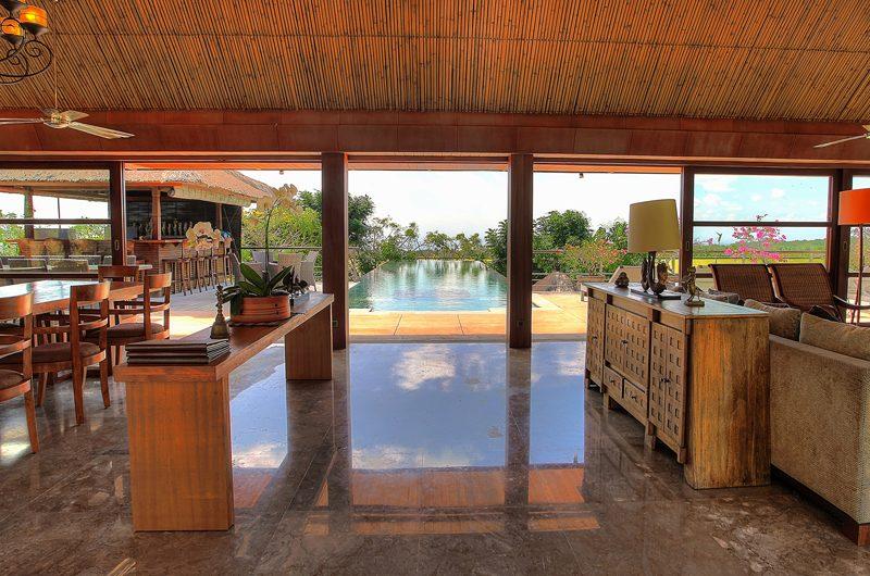 Villa Indah Manis Indah Manis Indoor Living Area   Uluwatu, Bali