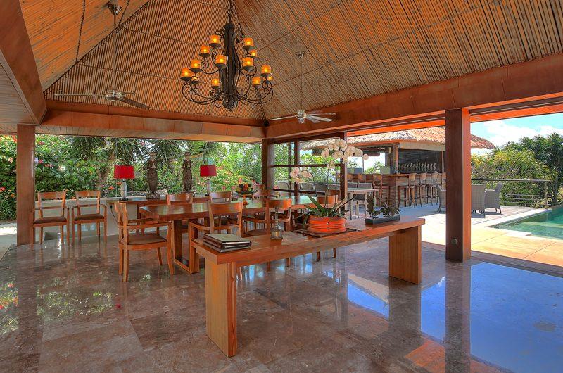 Villa Indah Manis Indah Manis Dining Area   Uluwatu, Bali