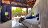 Villa Indah Manis Indah Manis Bedroom and Balcony | Uluwatu, Bali