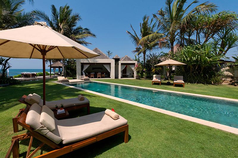 Villa Maya Sun Beds   Sanur, Bali