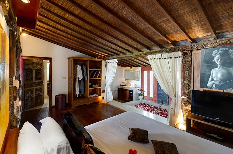 Villa Maya Romantic Bedroom | Sanur, Bali