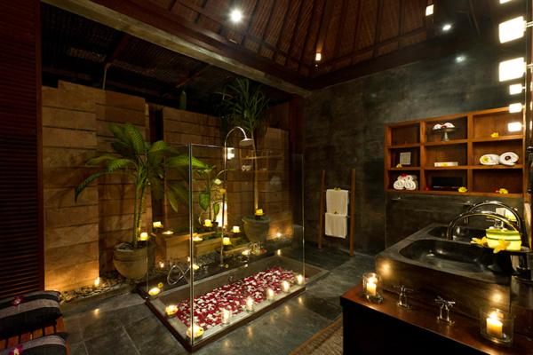 Villa Maya Sunken Bathtub   Sanur, Bali