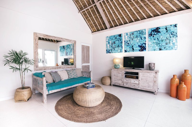 Villa Santai Nusa Lembongan Media Room | Nusa Lembongan, Bali