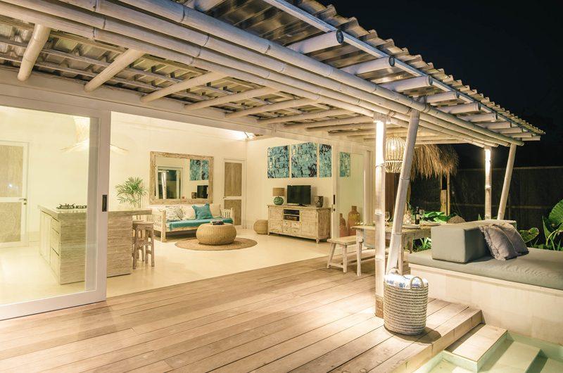 Villa Santai Nusa Lembongan Living Area | Nusa Lembongan, Bali