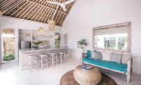 Villa Santai Nusa Lembongan Kitchen and Living Area | Nusa Lembongan, Bali