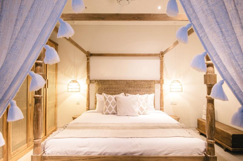 Villa Santai Nusa Lembongan Bedroom | Nusa Lembongan, Bali