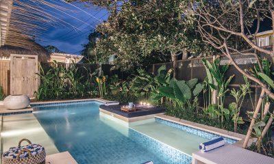 Villa Sari Gardens and Pool | Nusa Lembongan, Bali