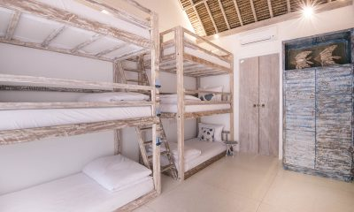 Villa Sari Bunk Beds | Nusa Lembongan, Bali