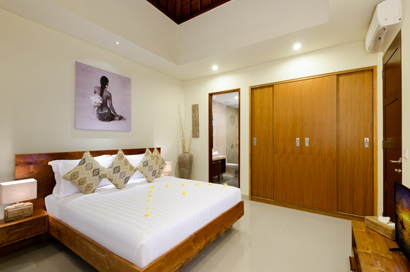 Villa Sophia Legian King Size Bed with TV | Legian, Bali
