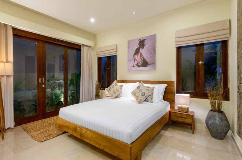 Villa Sophia Legian Bedroom with Garden View | Legian, Bali