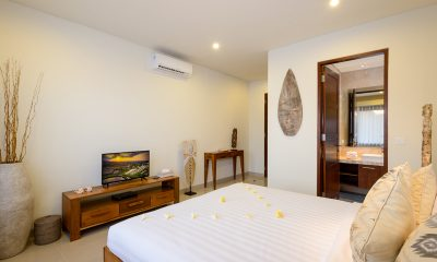 Villa Sophia Legian Bedroom with TV | Legian, Bali