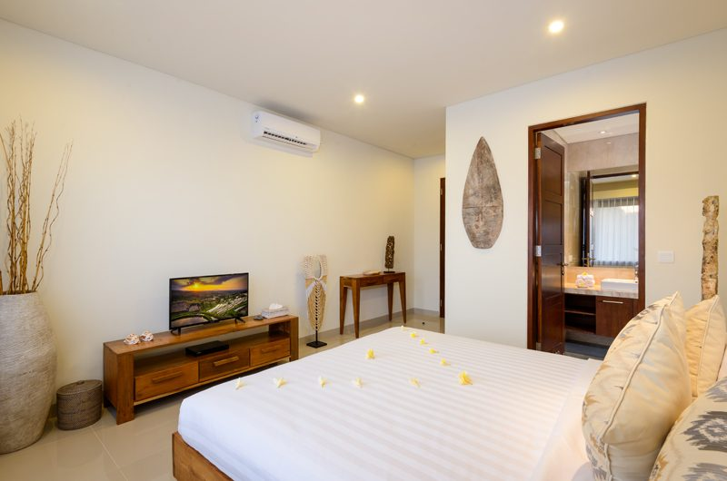 Villa Sophia Legian Bedroom with TV | Legian, Bali