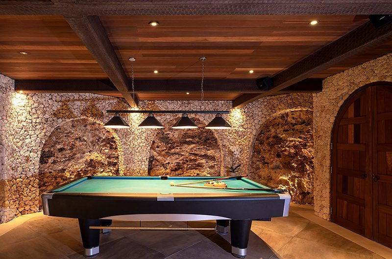 Villa Waru Pool Table | Nusa Dua, Bali