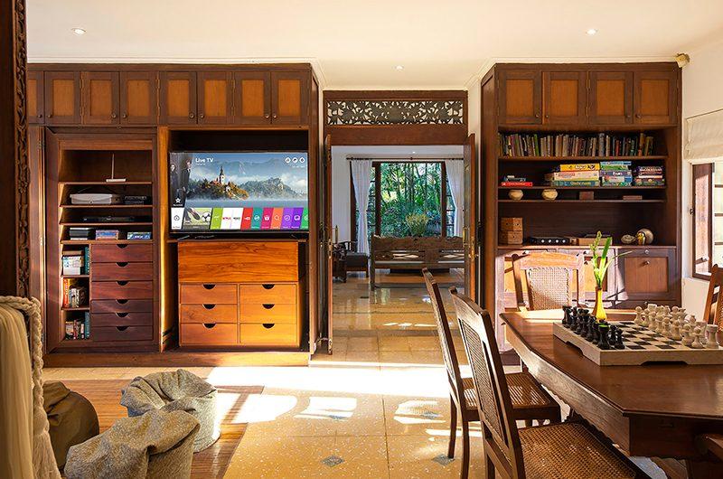 Villa Waru Media Area | Nusa Dua, Bali