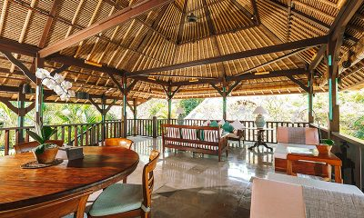 Villa Waru Upstair Living Area | Nusa Dua, Bali