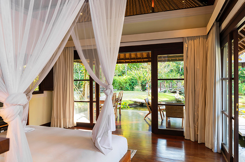Villa Waru Bedroom Side with Garden View | Nusa Dua, Bali