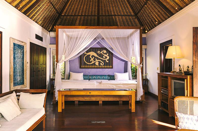 Villa Waru Bedroom Area | Nusa Dua, Bali