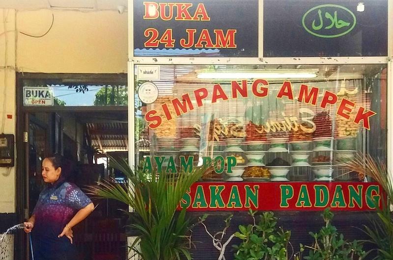 Bali Warung Halal Food