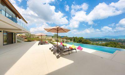 Nojoom Hills Sun Decks | Bophut, Koh Samui