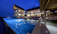 Nojoom Hills Night View Building | Bophut, Koh Samui