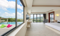 Nojoom Hills Bedroom with Hills View | Bophut, Koh Samui