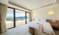 Nojoom Hills Bedroom with Pool View | Bophut, Koh Samui