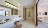 Nojoom Hills Bathroom with Mirror | Bophut, Koh Samui